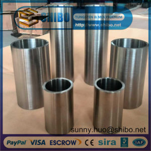 99.95% Molybdenum Tube with High Density pictures & photos