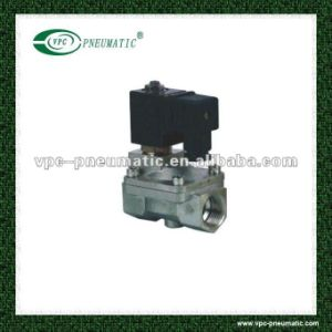 Stainless Steel 2/2 Solenoid Valves Pilot Valve pictures & photos