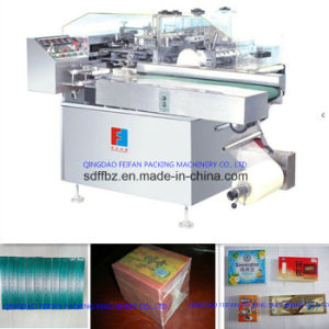 High Quality Automatic Box Cellophane Wrapping Machine pictures & photos