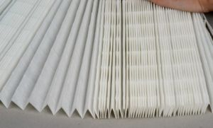 Pleated PTFE Filter Media pictures & photos
