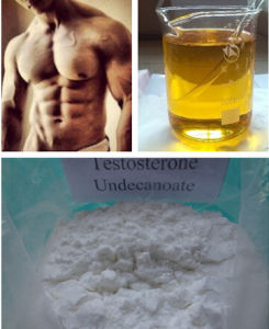 Muscle Gain Anabolic Steroids Testosterone Undecanoate 5949-44-0 White Powder pictures & photos