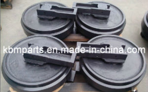 E322 Undercarriage Spare Parts---Idler, Front Idler, Idler Assy