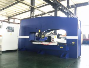 Hydraulic Thick Plate Punch Press Machinery O -Type pictures & photos