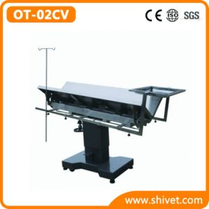 Vet Operating Table (OT-02CV) pictures & photos