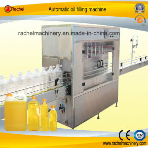 Liner Oil Filling Machine pictures & photos