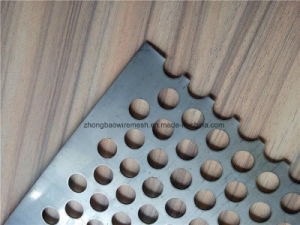 Premium Round/Rectangular/Leaf/Flower Shape Perforated Metal/Sheet/Mesh pictures & photos