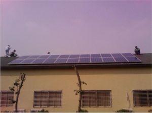 High Quality PV Solar Module 100watt 18V/36V Solar Panel Mono Solar Panel pictures & photos