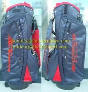 Colorful Golf Bag Golf Bag Stand 500d Tarpaulin Sports Bag pictures & photos