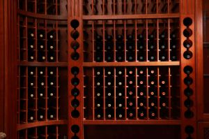 Welbom High End Solid Wood Wine Cellar pictures & photos
