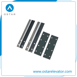 Elevator Parts with Good Quality Guide Rail Fishplate (OS22) pictures & photos