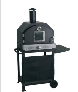 Gas Pizza Oven Grill