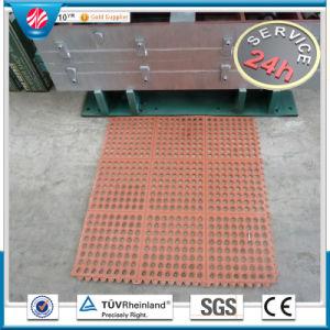 3′x3′ Interlocking Oil Resistance Anti-Fatigue Kitchen Rubber Floor Mat pictures & photos