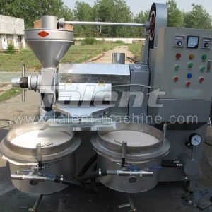 Thailand Hot Sellling Automatic Edible Oil Press