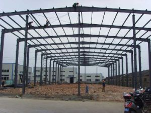 Steel Structure for Workshop Warehouse pictures & photos