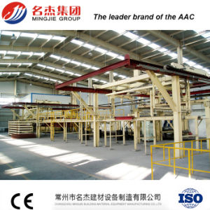 High Performance AAC Block Production Line pictures & photos