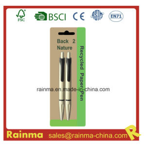 Corn PLA Ball Pen for Eco Stationery Supply pictures & photos