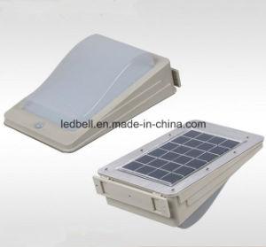 Outdoor Waterproof Solar Wall Lighting with PIR Sensor