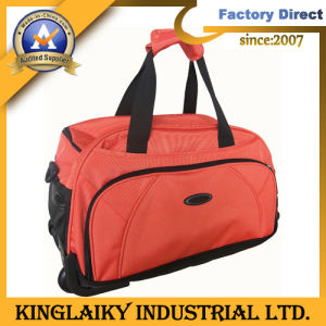 Stylish Sports Trolley Bag with Customized Logo for Promotion (KLB-011) pictures & photos