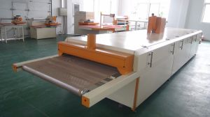 High Grade Tunnel Conveyor Dryer Machine for Clothes Textile pictures & photos
