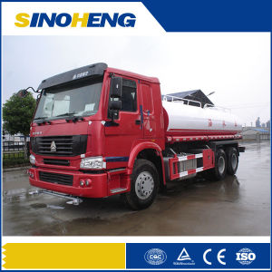 Sinotruk 5000liters Water Bowser Tanker Transport Truck pictures & photos