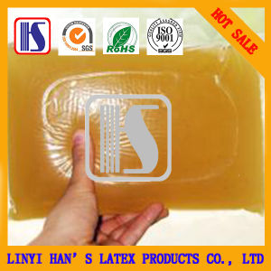 Factory Direct Sales Yellow Solid Jelly Glue with Fresh Scent pictures & photos
