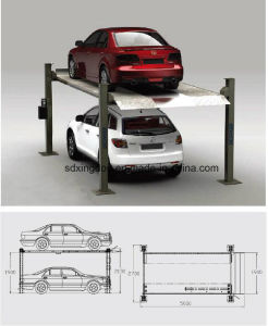 Psh Parking Replancement Automated Car Smart Parking Lift System pictures & photos