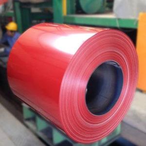 Color Zinc Pre-Painted Galvanized Steel Coil 2 Coat 2 Bake System PPGI pictures & photos
