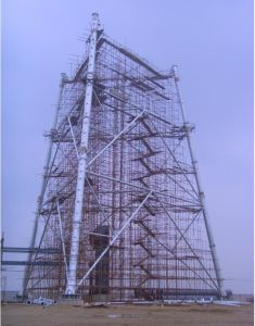 Export 4 Leg Angle Steel Transmission Tower pictures & photos
