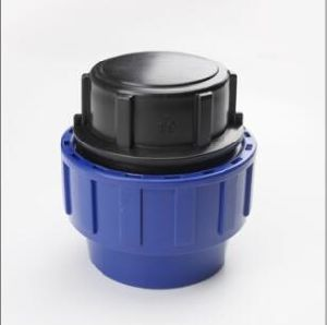 PP Compression Pipe Fitting Water Quick Male Elbow pictures & photos
