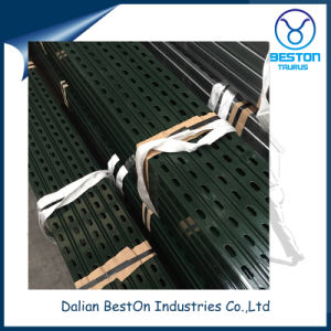 Unistrut Type Slotted Steel Strut Channel C Channel pictures & photos