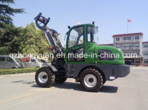 E3 Approved Wheel Loader (HY610) pictures & photos