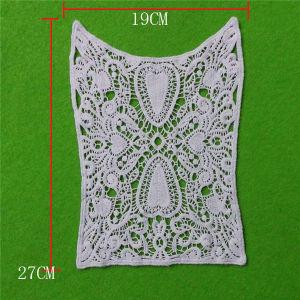 Fashion Eyelet Appliques Cotton Lace (cn79) pictures & photos