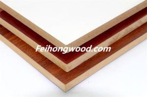 Melamine Faced MDF (Medium-density Fibreboard) for Furniture pictures & photos