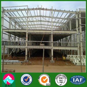 Prefabricated Multi-Story Workshop Building (XGZ-SSW 208) pictures & photos