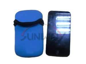 Neoprene Mobile Phone Bag Phone Case for iPhone (MC025) pictures & photos