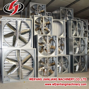 Hot Sales--Centrifuga Husbandryl Industrial Push-Pull Ventilation Industrial Exhaust Fan for Greenhouse Farm pictures & photos