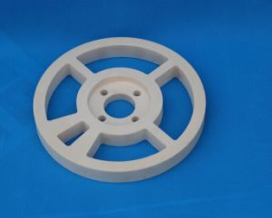 Aluminium Oxide Ceramic Parts with Special Shapes, Al2O3, Alumina Ceramics