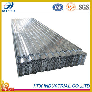 Galvanized Galvalume Corrugated Calamine Steel Roofing Sheets pictures & photos