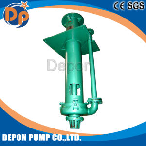 Max 50mm Particles Vertical Mining Pump pictures & photos