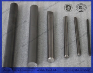 K10 Sintered Carbide Solid Rod, Round Rod Bar Produced pictures & photos