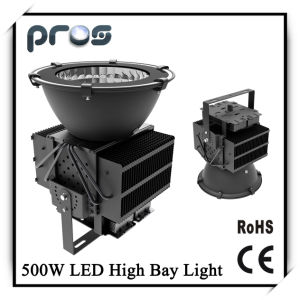 25/45/60/90 Degree Angle 50000lm Industrial LED High Bay Light 500W IP65 pictures & photos