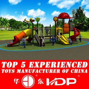 2018 New Hot Sell Large Playground for Kids (HD14-074A) pictures & photos