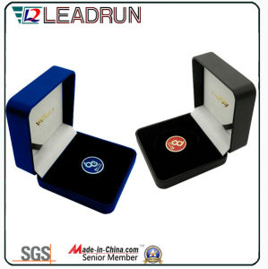 Plastic Coin Collection Gift Souvenir Commemorative Coin Box Velvet EVA Insert Pack Box (G7) pictures & photos