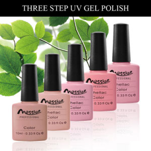 Easy Soak off UV Colour Coat Gel Polish 10ml Nail Art pictures & photos