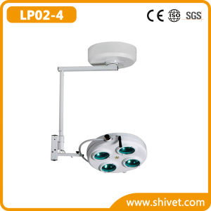 Veterinary Cold Light Operating Lamp (LP02-4) pictures & photos