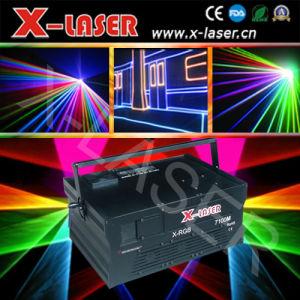 RGB Laser 8W/ Laser Lighting/ Bar Light/ X-Laser pictures & photos