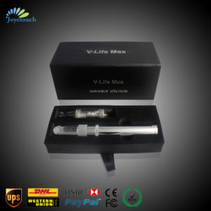 2013 Popular Variable Voltage Mod Vlife V9 Rome Joyetouch Vmax Lava Tube VV Mod 3.0-6.0V Electronic Cigarette