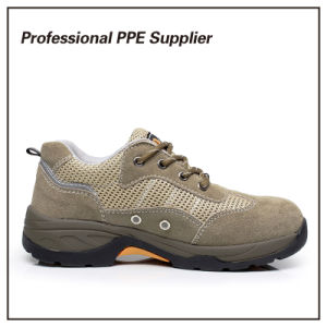 Lightweight Sport Style Summer Breathable Safety Shoe pictures & photos