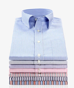 Man′s Smart Stripe Yarn Dyed Shirt Fabric pictures & photos