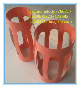 API 10d Standard Integral Stamping Spring Centralizer pictures & photos